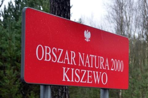 Ocena oddziaływania naobszar Natura 2000 - tablica