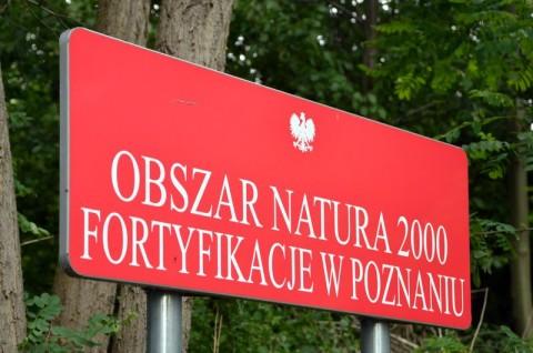 Plan zadań ochronnych dla obszaru Natura 2000 - tablica