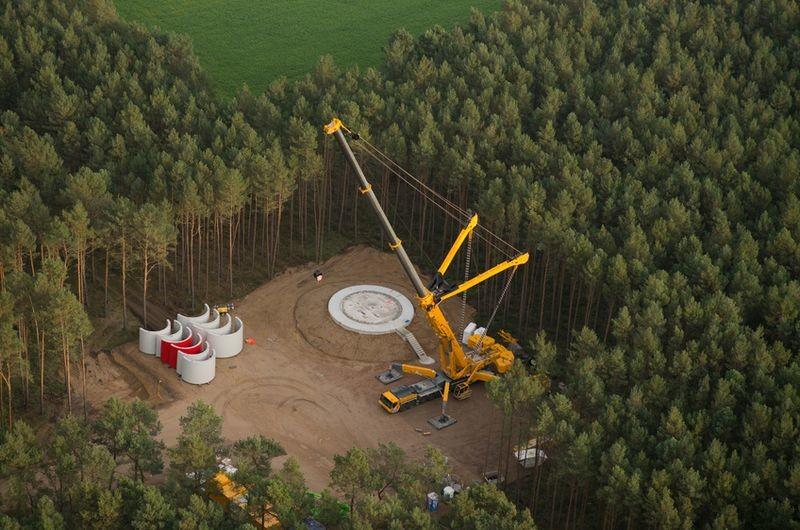 Ocena oddziaływania na obszar Natura 2000 - elektrownia wiatrowa