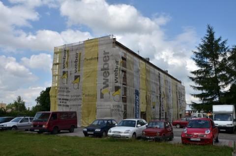 Budynek mieszkalny wielorodzinny w Stęszewie - inwentaryzacja przyrodnicza