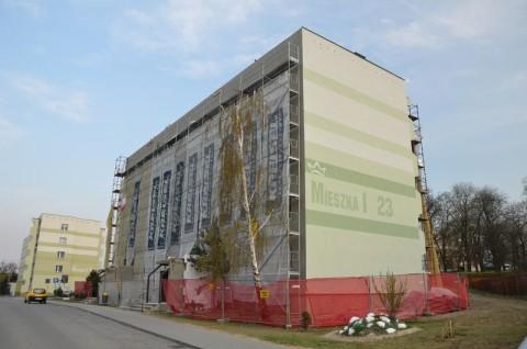 Budynki mieszkalne wielorodzinne w Pleszewie - nadzór przyrodniczy
