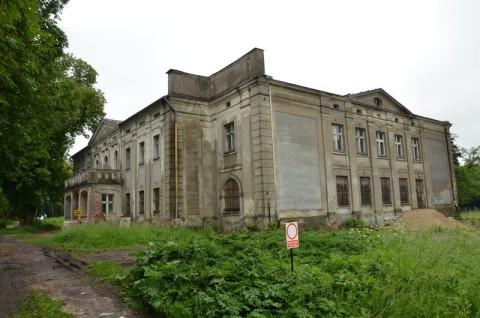 Pałac w Swadzimiu - inwentaryzacja przyrodnicza