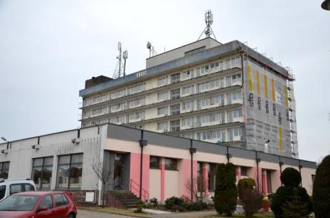 Sanatorium uzdrowiskowe w Dąbkach - opinia ornitologiczna