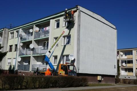 Budynek mieszkalny wielorodzinny w Pełczycach - ekspertyza chiropterologiczna