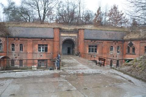 """Obszar Natura 2000 """"Fortyfikacje w Poznaniu"""" - inwentaryzacja nietoperzy"""