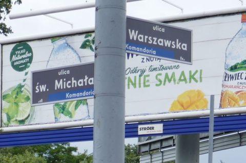 Parking typu Park and Ride przy ulicy Św. Michała w Poznaniu - inwentaryzacja dendrologiczna