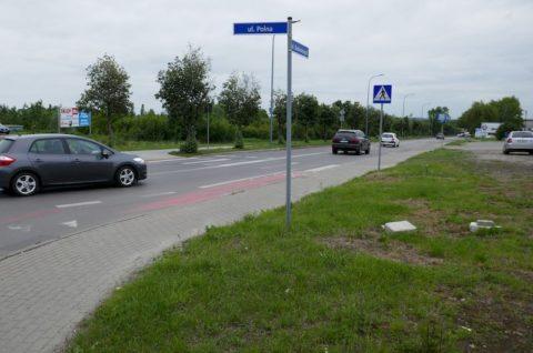 Połączenie ulicy Księżnej Jolanty z ulicą Budowlanych w Kaliszu - inwentaryzacja przyrodnicza
