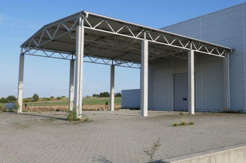 Rozbudowa i przebudowa hali magazynowej z częścią socjalno-biurową wraz z infrastrukturą zewnętrzną w Janikowie. - inwentaryzacja przyrodnicza