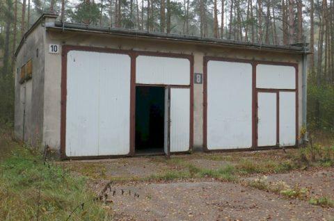Bomboskład Polanowo - nadzór chiropterologiczny