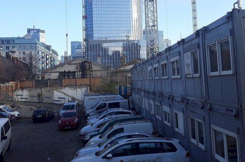 Zespół dwóch budynków o funkcji usługowo-biurowej i usługowo-biurowo-mieszkaniowej wraz z garażami podziemnymi i niezbędna infrastrukturą techniczną przy ulicy Łuckiej/Prostej w Warszawie - inwentaryzacja przyrodnicza