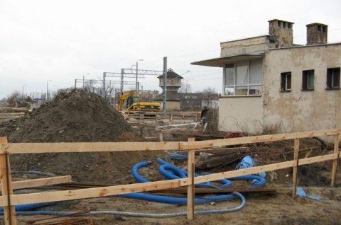 Obiekty budowlane na trasie linii kolejowej E59 na odcinku Wrocław-Poznań - ekspertyza ornitologiczna