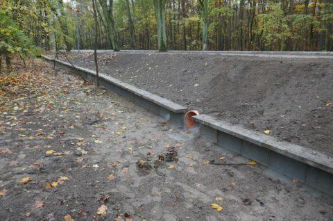 Droga powiatowa nr 2490P w Puszczykowie - nadzór herpetologiczny