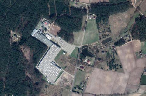 Farma fotowoltaiczna i przyzakładowy parking podziemny w Przyłęku - monitoring przedrealizacyjny nietoperzy